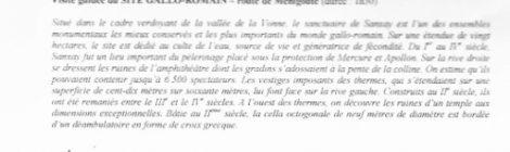 Sortie d'automne 2014 - Autour du château de Marconnay - 5 octobre 2014